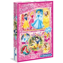 Pussel 2 x 60 Special Collection Princess