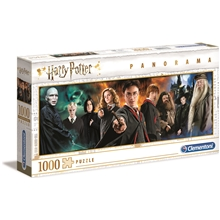Palapeli 1000 Palaa Panorama Harry Potter