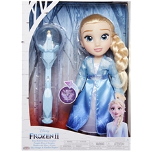 Frozen 2 Toddler Doll Elsa + sauva