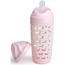 Herobility Eco Baby Bottle 320 ml Pink