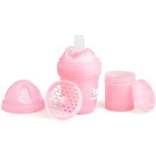Herobility Baby Bottle 140 ml Pink