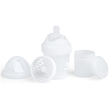 Herobility Baby Bottle 140 ml White