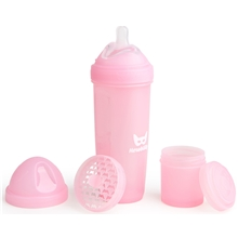 Herobility Baby Bottle 340 ml Pink