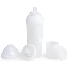 Herobility Baby Bottle 340 ml White