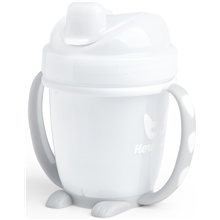 Herobility Sippy Cup 140 ml White
