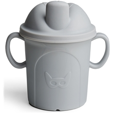 Herobility Eco Sippy Cup Mist Grey