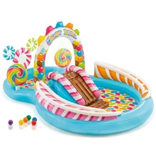 INTEX Lekpool Candy Zone Play Center