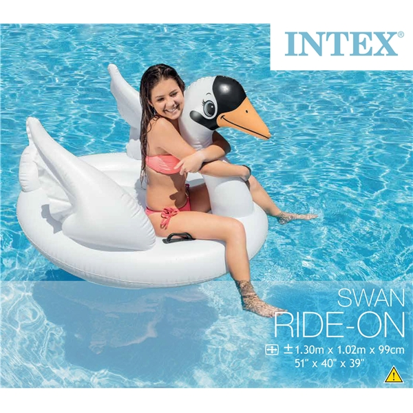INTEX Swan Ride-On (Kuva 2 tuotteesta 3)