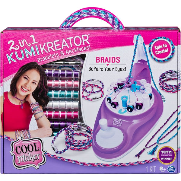 Cool Maker Kumi Kreator 2-in-1 (Kuva 1 tuotteesta 3)