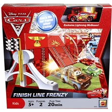 Cars Finish Line Frenzy T8160