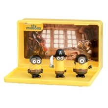 Kätyrit Playset Eye Matie Minions