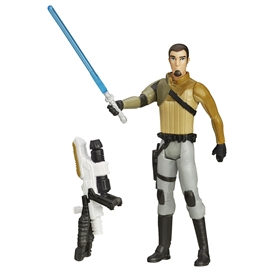 Star Wars E7 Snow Jungle Kanan Jarrus