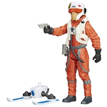 Star Wars E7 Snow Jungle X-Wing Pilot