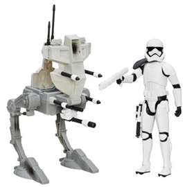 Star Wars Assault Walker Stormtrooper