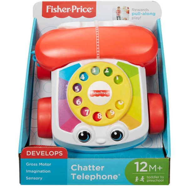Fisher Price Chatter Telephone (Kuva 4 tuotteesta 4)