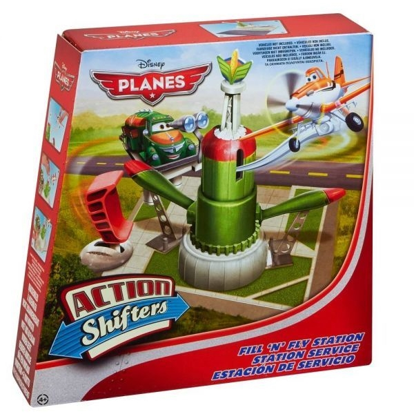 Planes Action Shifters Fill 'N' Fly Station (Kuva 1 tuotteesta 3)