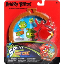 Angry Birds Splat Target Zone