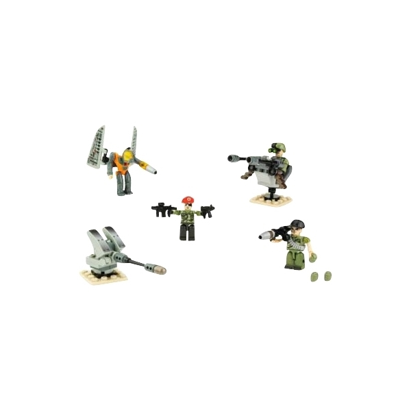 Kre-O Battleship Land Defense Battle Pack 38953 (Kuva 3 tuotteesta 3)
