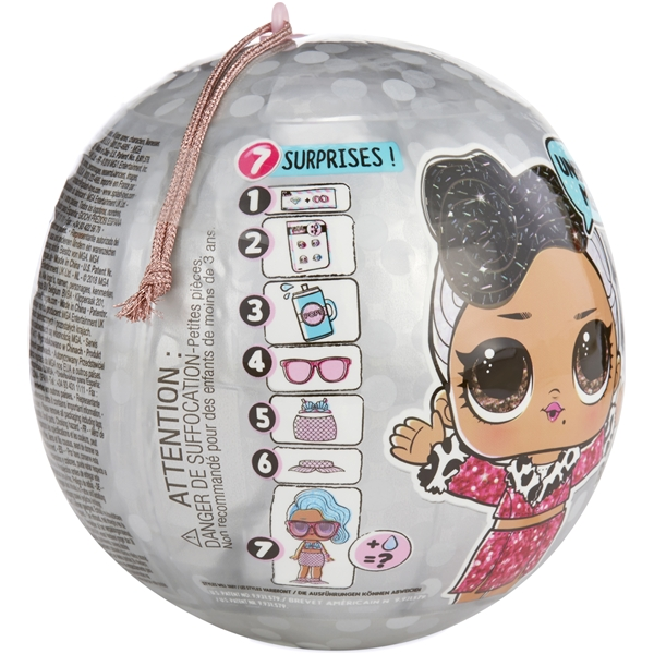 L.O.L Surprise Dolls Bling (Kuva 2 tuotteesta 2)