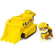 Paw Patrol Rubble ja Bulldozer