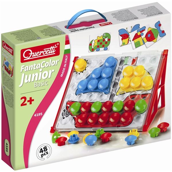 FantaColor Junior Basic Set 4195 - 48 nuppia (Kuva 2 tuotteesta 2)
