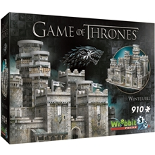 Wrebbit 3D Palapeli Game of Thrones Winterfell