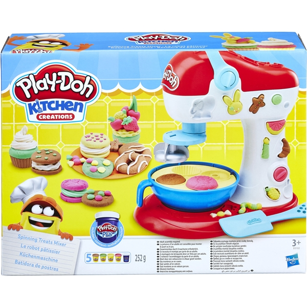 Play-Doh Spinning Sweets Mixer (Kuva 1 tuotteesta 2)