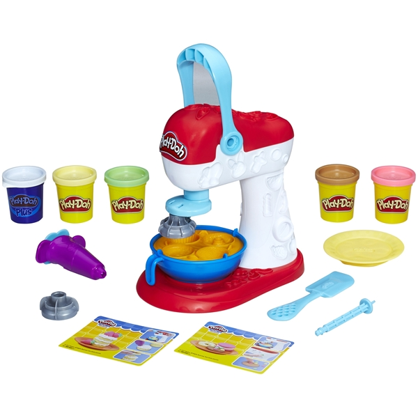 Play-Doh Spinning Sweets Mixer (Kuva 2 tuotteesta 2)