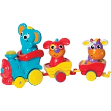 Playgro Fun Friends Choo Choo Juna