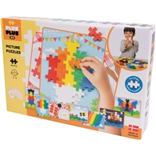 Plus Plus BIG Picture Puzzel Basic 60 Osaa