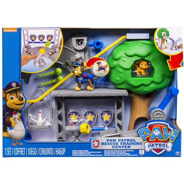 Paw Patrol Rescue Training Center (Kuva 2 tuotteesta 2)