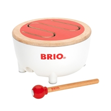 1 set - BRIO 30181 Musical Drum