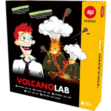 Alga Science Volcano Lab