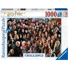 Pussel 1000 Bitar Challange Harry Potter