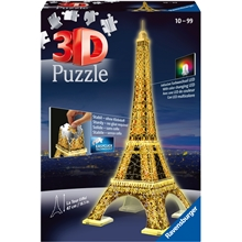 Palapeli 3D Eiffel Tower N.Edition
