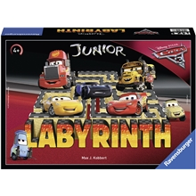 Cars 3 Junior Labyrint