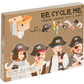 ReCycleMe - Pirate Partybox 4p