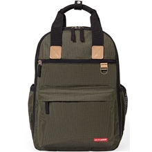 Skip Hop Duo Signature Reppu Olive Mini