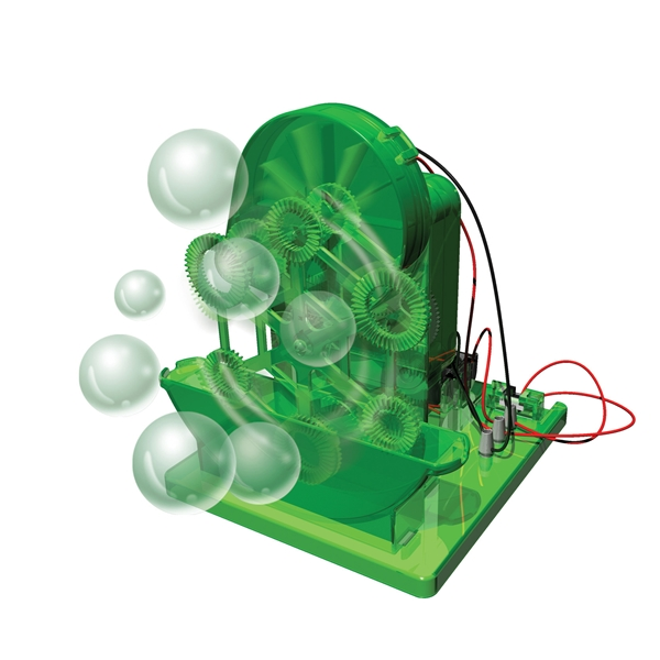 Alga Science Robotic Bubble Blower (Kuva 2 tuotteesta 2)