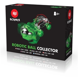 Alga Science Robotic Ball Collector