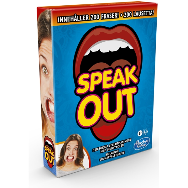 Speak Out SE/FI (Kuva 1 tuotteesta 3)