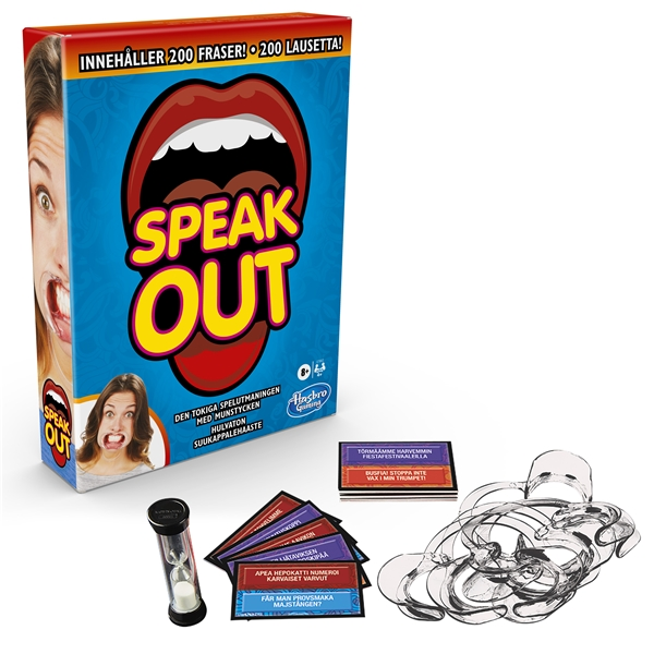 Speak Out SE/FI (Kuva 2 tuotteesta 3)
