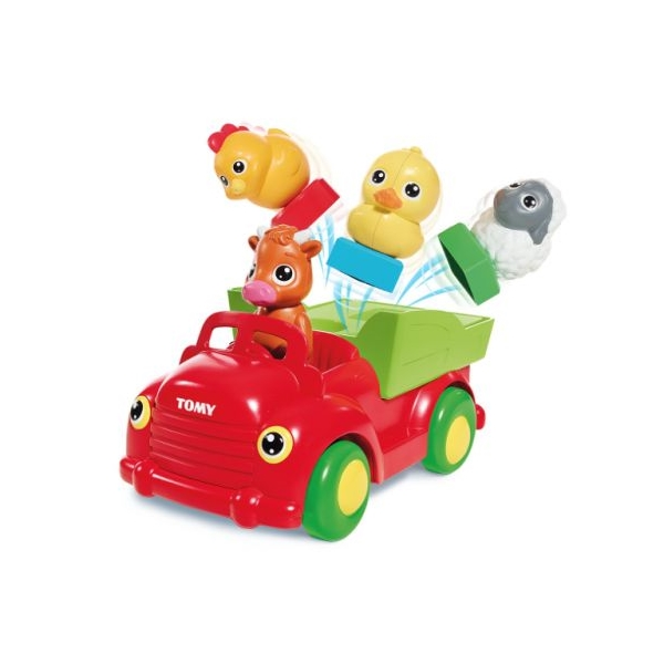 Tomy Sort Pop Farmyard Friends