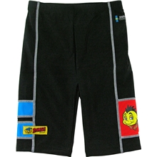 Swimpy UV-shortsit Bamse Punainen