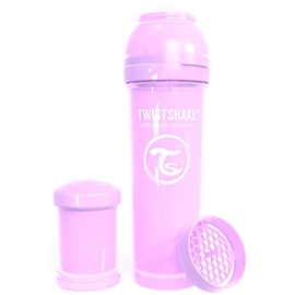 Twistshake Anti-Colic 330 ml Pastelliliila