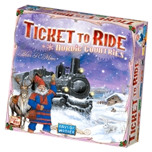 Ticket To Ride Nordic Countries (Swe)