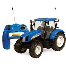 Britains RC Traktori New Holland T6070
