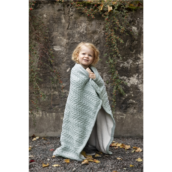 Vinter & Bloom Viltti Cuddly Sage Green (Kuva 2 tuotteesta 2)