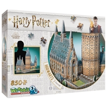 Wrebbit 3D Palapeli Harry Potter Hogwarts Hall