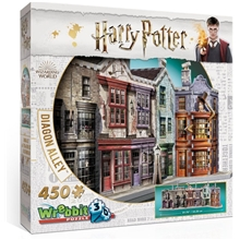 Wrebbit 3D Palapeli Harry Potter Diagon Alley